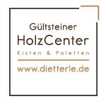 Dietterle – HolzCenter Gültstein Logo